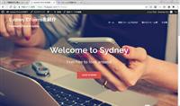 WordPressテーマ「Sydney」の見本ページを刷新しました